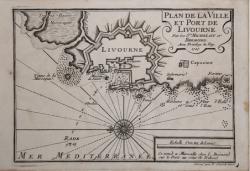 Plan de la Ville et Port de...