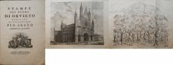 Stampe del Duomo di Orvieto...