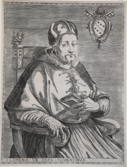 Portrait of Pope Clement VIII