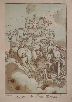 The Sun's chariot