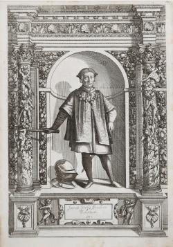 Iohannes Iacobus Trivultius...