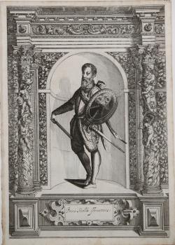 Petrus Strozza Florentinus