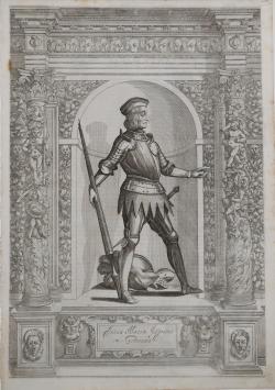 Ianus Maria Fregosius...