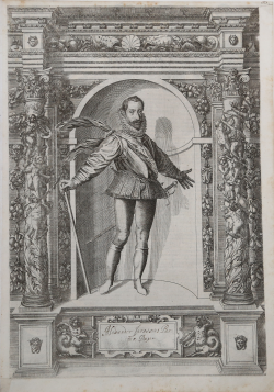 Alexander Farnesius Parmae Dux