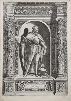 Octavius Farnesius Parmae Dux