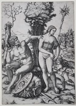 Mars, Venus and Eros