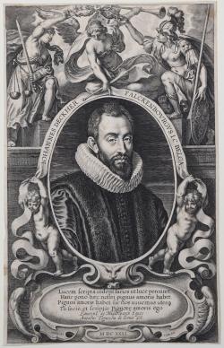 Portrait of Johannes Decker...