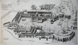 Port of Claudius in Ostia