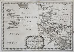 Isles du Cap Verd Coste et...