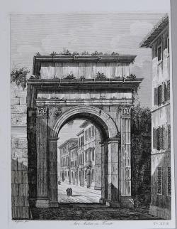 Arco Antico a Trieste