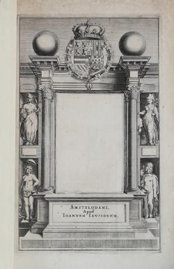 (Frontespizio Atlas Novus)