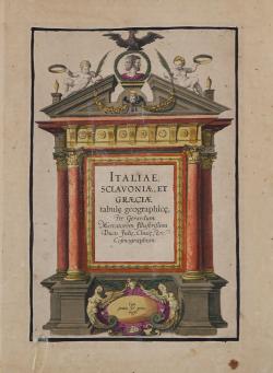 Italiae, Sclavoniae, et...