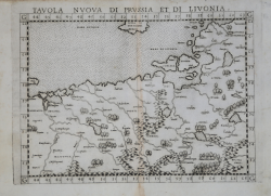 Tavola Nuova di Prussia et...