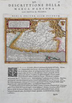 Marca Anconae olim Picenum