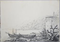 Messina from the Faro, May 23.