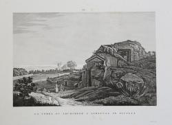 La tomba di Archimede a...