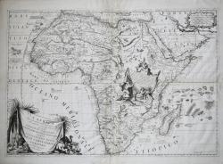 L'Africa divisa nelle sue...