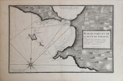 Plan du Port et de la Baye...