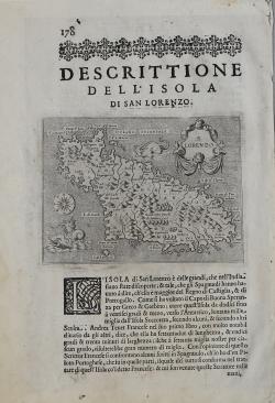 Descrittione dell'isola di...