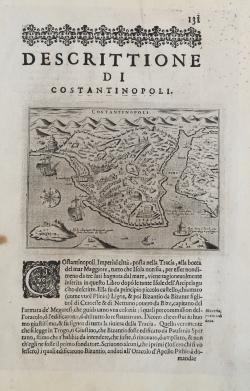 Descrittione di Costantinopoli