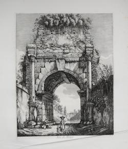 Arco di Druso su del  quale...
