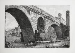 Veduta di Ponte Fabrizio...