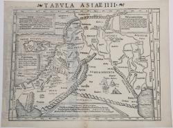 Tabvla Asiae IIII
