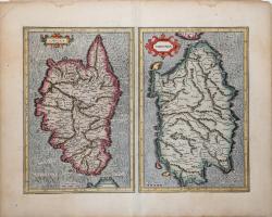 Corsica & Sardinia