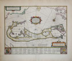 Mappa Aestivarum Insularum,...