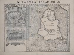 Tabvla Asiae XII