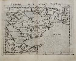 Arabia Felice Nvova Tavola