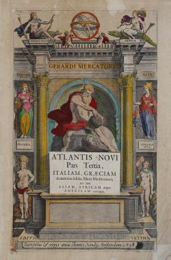 Atlantis Novi Pars tertia,...