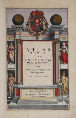 Atlas Novus sive Theatrum...
