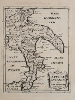 Apuliae Lucaniae et...