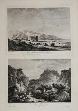 Vue du Golphe…et des Ruines...