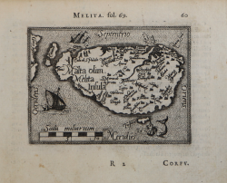Malta olim Melita Insula