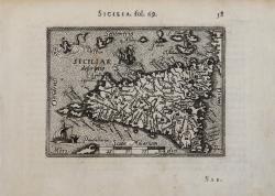 Siciliae desciptio