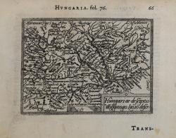 Hungariae desciptio...