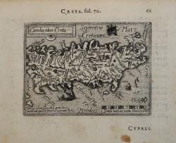 Candia olim Creta