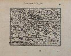 Regni Bohemiae descrptio
