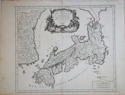L'Empire Du Japon divisé en...