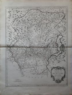 Carte du Territoire de...