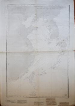 Carte des Còtes Orientales...