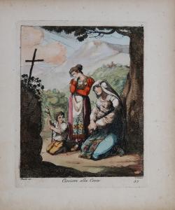 Ciociara alla Croce