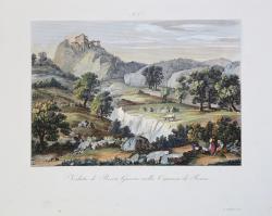 Veduta di Rocca Giovine...