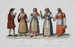 Costumi del Regno di Napoli...