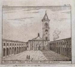Piazza e Chiesa Collegiata...