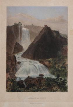 Cascade bei Terni