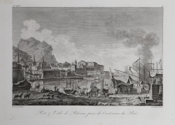 Port e Ville de Palerme...