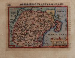 Descriptio Tractus Senensis...